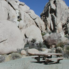 Split Rock Picnic Area